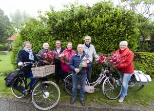 1 mei 2014 rozen rondbrengen